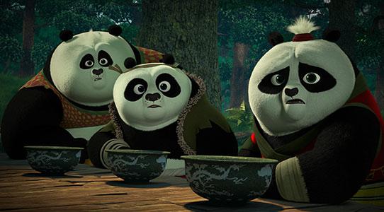Kung Fu Panda The Paws Of Destiny